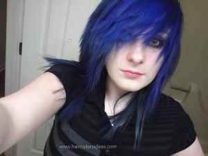 Congratulations Blue Hair...