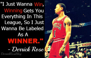 Quotes by Derrick Rose