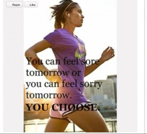 Inspirational Quotes For Women Working Out