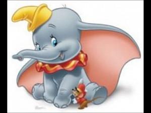 Disney Dumbo Quote Vinyl