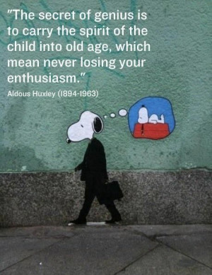 Aldous Huxley Snoopy quoteOld Age, Huxley Quotes, Life Lessons, Charli ...