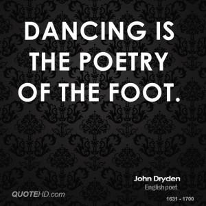 John Dryden Poetry Quotes