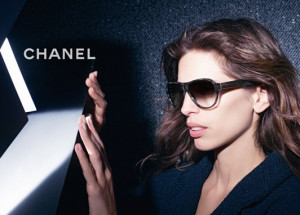 Introducing: Maïwenn, face of the CHANEL Eyewear Campaign