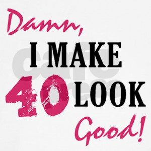 Happy 40th Birthday Sayings for Women