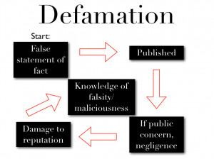 Opinions on Defamation