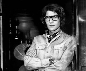 yves saint laurent: the man