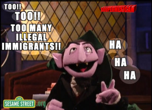 The Count Sesame Street