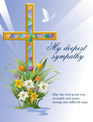 Bereavement Poems Images For Sympathy Cards Gt Christian Messages ...