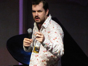 Quote: Jim Jefferies (born Geoff Nugent) is an Australian stand-up ...