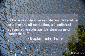 Let's redesign and reinvent the world we live in based on natural ...