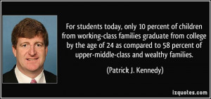 More Patrick J. Kennedy Quotes