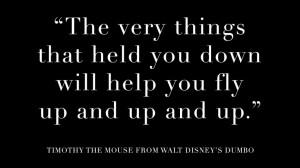 Here's to flying elephants!
