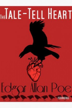 Tell Tale Heart Edgar Allan Poe Quotes