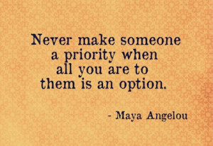 Maya Angelou quotes about love with image