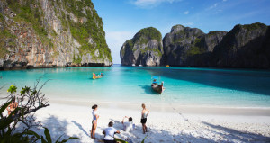 Budget Travel Vacation Ideas: Top 10 Beaches From the Movies ...