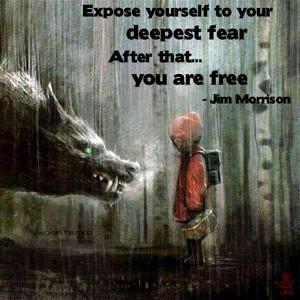 Jim Morrison, Face Fear, Free