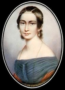 Clara Schumann 1838