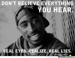 My Favorite 2Pac Quote