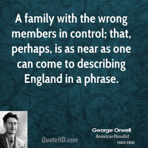 Not by Blood Family Quotes