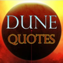 Quotes from the novel Dune