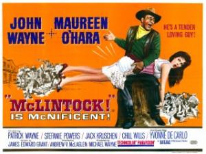 Your favourite John Wayne movie is ?