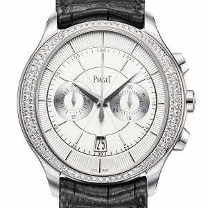 The Watch Quote: Photo - Piaget Gouverneur Chronograph