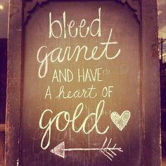 FSU Seminole Inspiration #garnet #gold #FloridaState More