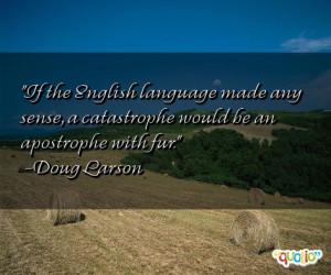 quote english language