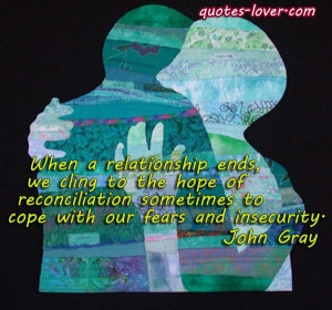 Picture Quotes , Love Picture Quotes , Reconciliation Picture Quotes ...