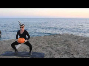 this halloween check out this hysterical halloween yoga video from ...