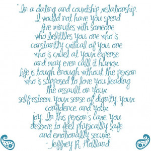 Jeffrey R. Holland Quote-Choose to be in relationships that lift you.