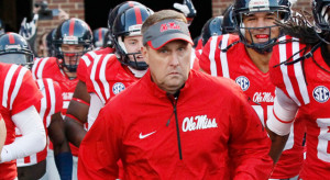 Ole Miss' Hugh Freeze conjures Joe DiMaggio quote in pep talk
