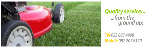 GRASS CUTTING HEDGE CUTTING WEED CONTROL FLOWERBED CARE LAWN ...