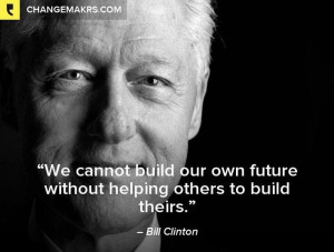 Bill clinton quotes, best, famous, sayings, future