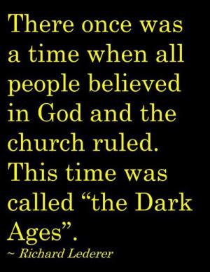 Funny Anti Religion Quotes
