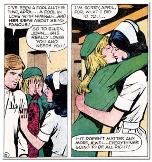 Novels, Comics and IllustrationsGirl Love Stories #152 (DC Comics ...