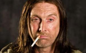 David Threlfall as Frank Gallagher Photo: Channel 4