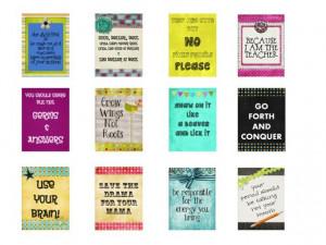 cute classroom sayings