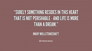 quotes about friendship by mary wollstonecraft shelley