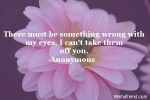 Flirty quotes - romantic love messages