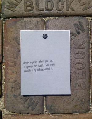 Shel Silverstein Quote - Up-Cycled Journal - Small