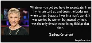 barbara corcoran quotes top ten quotes from barbara corcoran