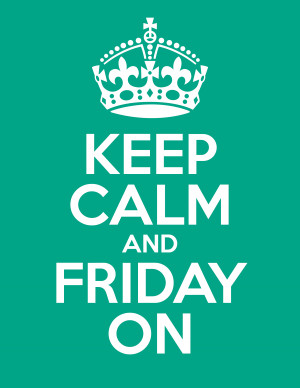 Happy Friday Inspirational...