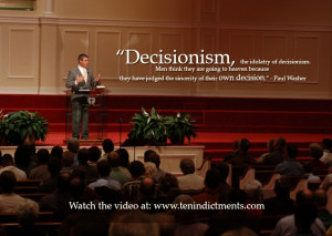 One of the most AMAZING sermons I have ever heard. And with such ...