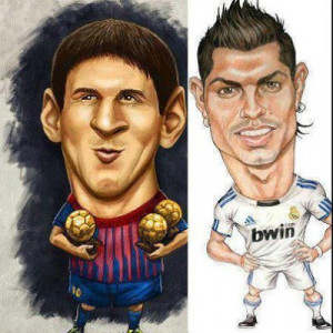 ... info mengenai Persaingan Duel Messi vs Ronaldo (El Clasico) 2012-13