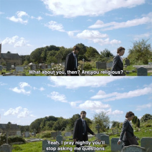 Broadchurch, David Tennant, Olivia Colman lol love this show...when is ...