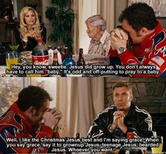 Talladega Nights More