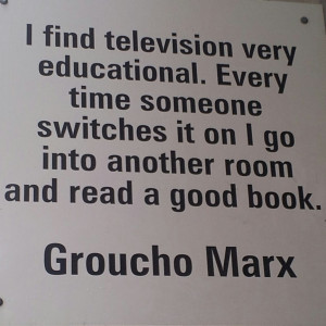 Groucho Marx Quotes Groucho marx quote