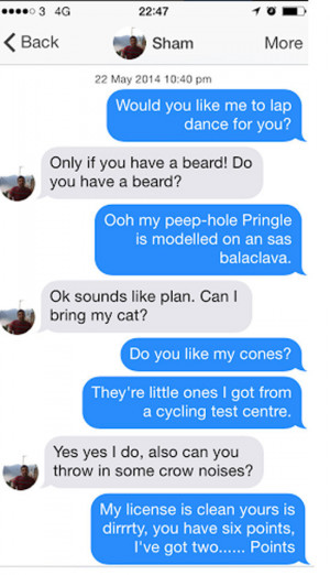 ... What Happens When You Use Nothing But Alan Partridge Quotes On Tinder