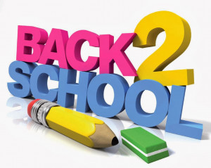 Back to School: Tuesday 1/7/2014